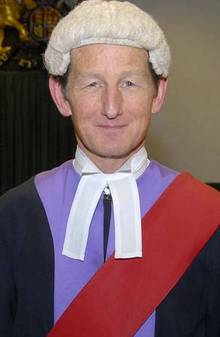 Judge Jeremy Carey