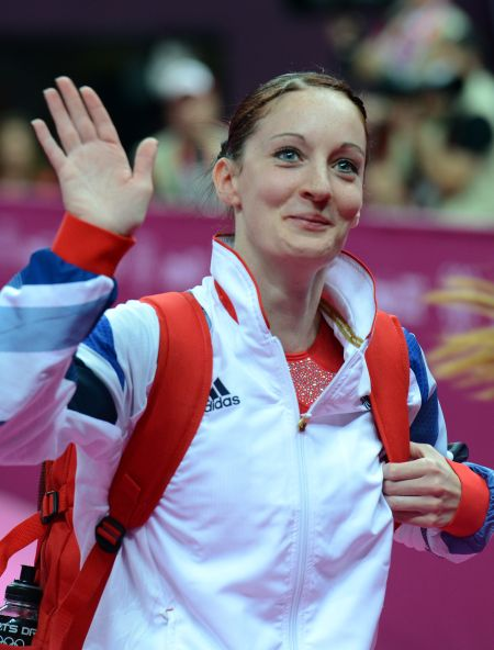 Medway trampoline star Kat Driscoll leaves the Olympics after missing out on a place in the final