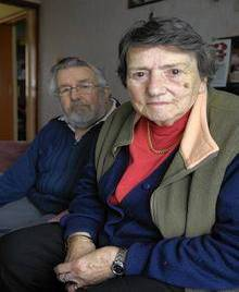 Tom and Jean Wratten