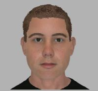This attacker is being hunted after a man was kicked around 30 times in Kemsing
