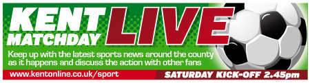 Kent Matchday Live
