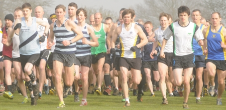 Kent Fitness Cross-Country League final 2013