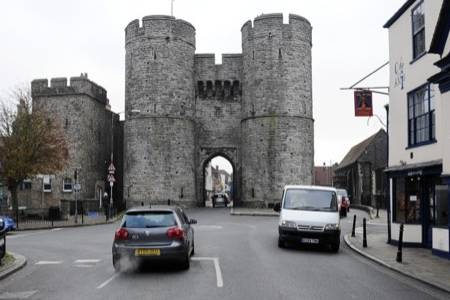Westgate Towers, Canterbury