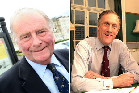 Sir Roger Gale and Julian Brazier
