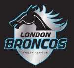 London Broncos Badge