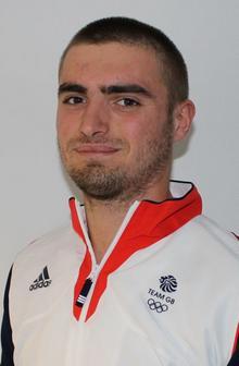 Dover rower Luke Moon