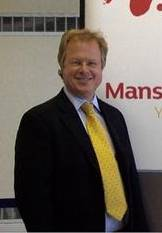 Charles Buchanan, chief executive, Kent International Airport, Manston