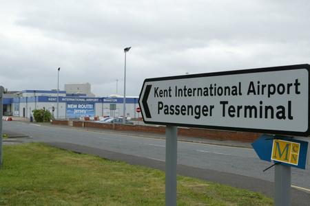 Kent International Airport, Manston