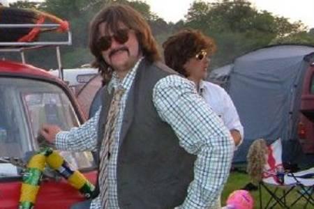 Tragic human cannonball Matt Cranch, pictured on Facebook