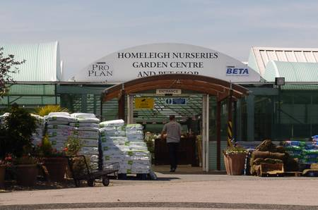 Homeleigh Nurseries Garden Centre in Hoo