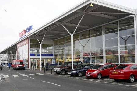 Tesco in Gillingham