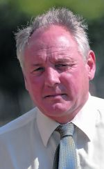 Folkestone Invicta manager Neil Cugley