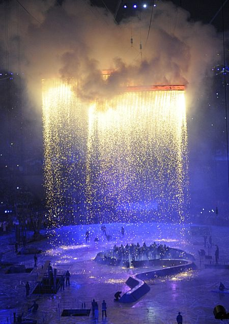 London 2012 Olympic Ceremony
