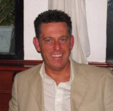 Paul Clark, killed in a road crash on the M20 just a day before his daughter's wedding.