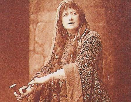 Dame Ellen Terry as Lady Macbeth