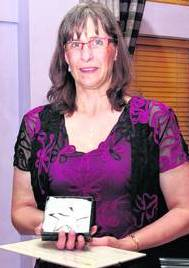 2012 Hospital Hero winner Gill West