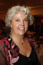 Kent League chairman Denise Richmond