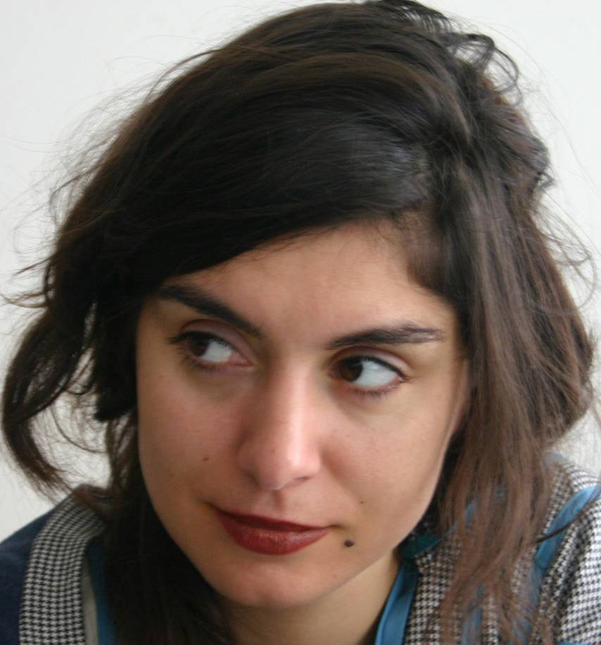 Artist Rosa Barba