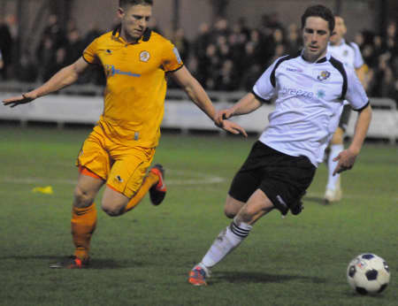 Dartford v Cambridge United