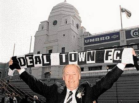 Deal Town when they went to Wembley in 2000.