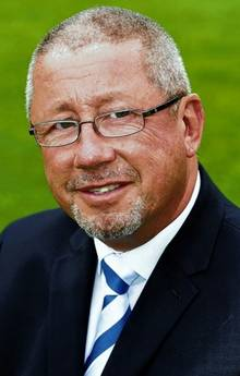 Gills chairman Paul Scally