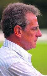 Chatham director of football Steve Binks