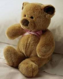 Teddy bear stock picture