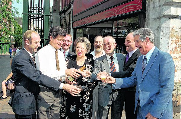 Happier days - Theatre Royal Trust celebrate the historic venue's centenary in 1999