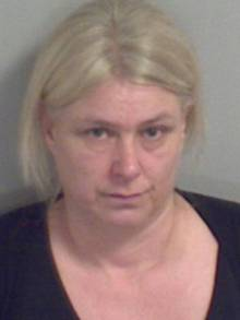 Tina Greenland has been jailed for two years after being convicted of perverting the course of justice