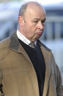 Brian Fraser, of Shadoxhurst, Ashford, is accused of attempting to murder his show jumper ex-lover Louis Leggatt.