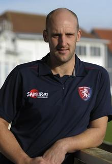 Kent captain James Tredwell