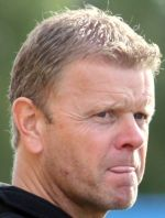 Tonbridge Angels manager Tommy Warrilow