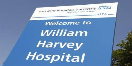 William Harvey Hospital