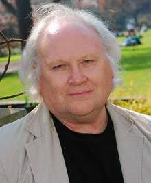 Dr Who actor Colin Baker