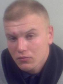 Yanis Kozlovskis, 21, of Maidstone Road, Rochester, who has been jailed for six years after he admitted robbery and witness intimidation.