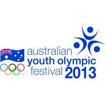 Youth Olympic Festival logo